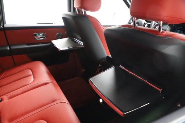 New 2020 Rolls-Royce Cullinan for sale Call for price at Bentley Greenwich in Greenwich CT 06830 17