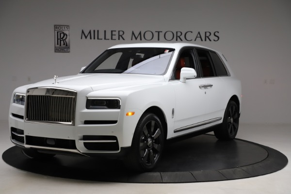 New 2020 Rolls-Royce Cullinan for sale $379,325 at Bentley Greenwich in Greenwich CT 06830 3