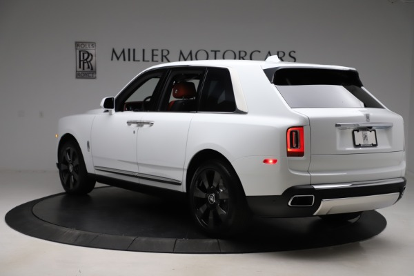 New 2020 Rolls-Royce Cullinan for sale $379,325 at Bentley Greenwich in Greenwich CT 06830 5