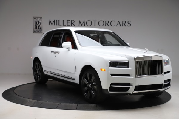 New 2020 Rolls-Royce Cullinan for sale $379,325 at Bentley Greenwich in Greenwich CT 06830 9