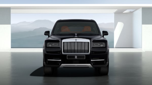 New 2020 Rolls-Royce Cullinan for sale $383,500 at Bentley Greenwich in Greenwich CT 06830 2
