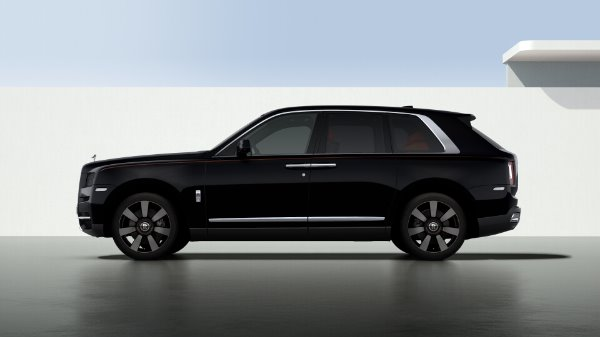 New 2020 Rolls-Royce Cullinan for sale $383,500 at Bentley Greenwich in Greenwich CT 06830 3