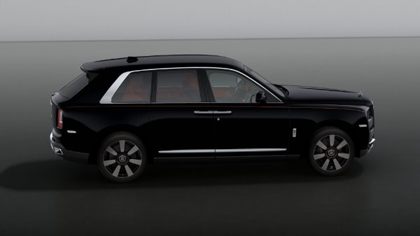 New 2020 Rolls-Royce Cullinan for sale $383,500 at Bentley Greenwich in Greenwich CT 06830 5