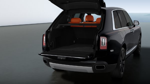 New 2020 Rolls-Royce Cullinan for sale $383,500 at Bentley Greenwich in Greenwich CT 06830 6