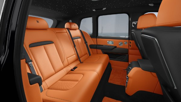 New 2020 Rolls-Royce Cullinan for sale $383,500 at Bentley Greenwich in Greenwich CT 06830 8