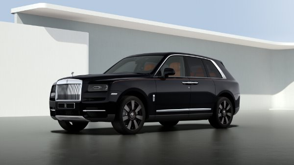 New 2020 Rolls-Royce Cullinan for sale $383,500 at Bentley Greenwich in Greenwich CT 06830 1