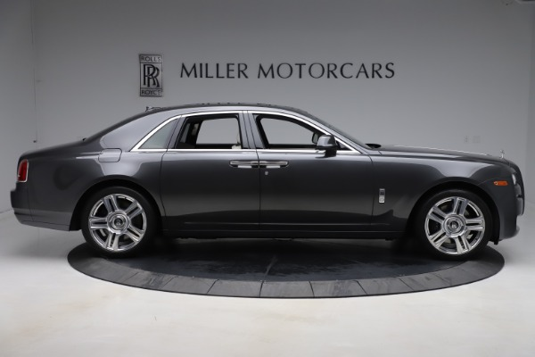Used 2016 Rolls-Royce Ghost for sale $178,900 at Bentley Greenwich in Greenwich CT 06830 10