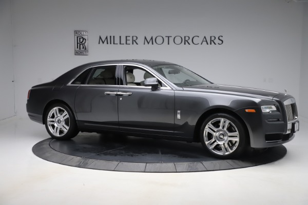 Used 2016 Rolls-Royce Ghost for sale $178,900 at Bentley Greenwich in Greenwich CT 06830 11