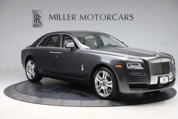 Used 2016 Rolls-Royce Ghost for sale $178,900 at Bentley Greenwich in Greenwich CT 06830 12