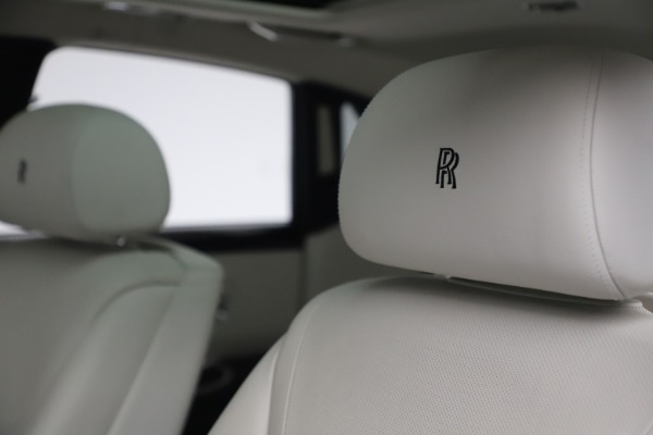 Used 2016 Rolls-Royce Ghost for sale $178,900 at Bentley Greenwich in Greenwich CT 06830 23
