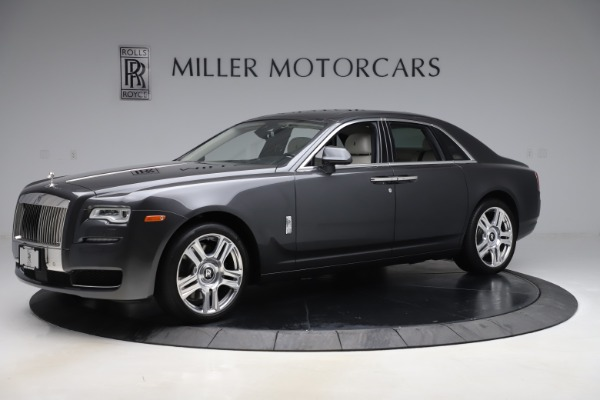Used 2016 Rolls-Royce Ghost for sale $178,900 at Bentley Greenwich in Greenwich CT 06830 3