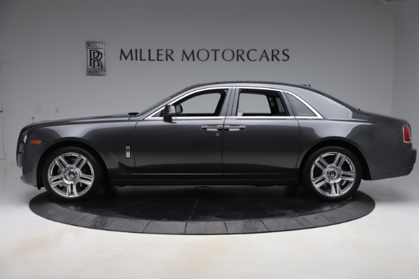 Used 2016 Rolls-Royce Ghost for sale $178,900 at Bentley Greenwich in Greenwich CT 06830 4