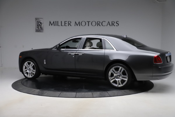 Used 2016 Rolls-Royce Ghost for sale $178,900 at Bentley Greenwich in Greenwich CT 06830 5