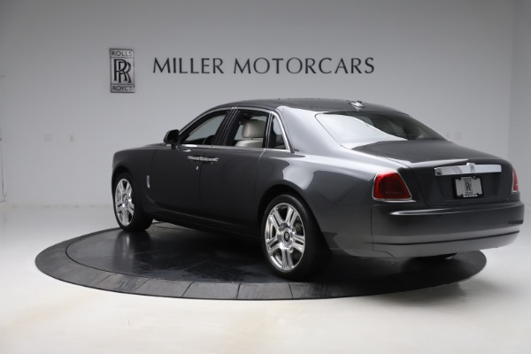 Used 2016 Rolls-Royce Ghost for sale $178,900 at Bentley Greenwich in Greenwich CT 06830 6