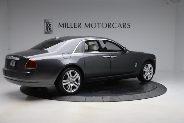 Used 2016 Rolls-Royce Ghost for sale $178,900 at Bentley Greenwich in Greenwich CT 06830 9