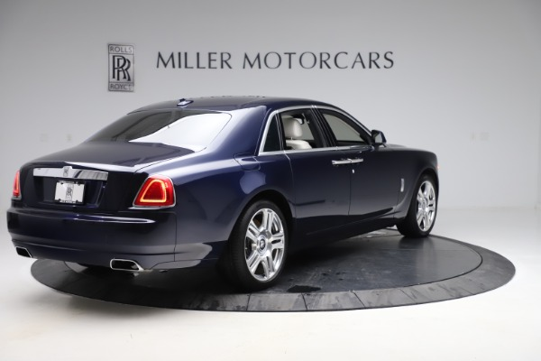 Used 2015 Rolls-Royce Ghost for sale $157,900 at Bentley Greenwich in Greenwich CT 06830 10