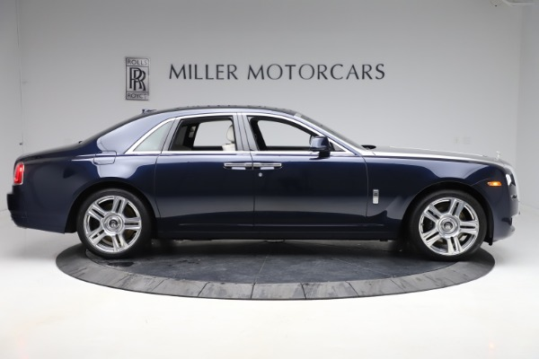 Used 2015 Rolls-Royce Ghost for sale $157,900 at Bentley Greenwich in Greenwich CT 06830 11