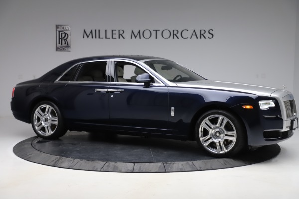 Used 2015 Rolls-Royce Ghost for sale $157,900 at Bentley Greenwich in Greenwich CT 06830 12