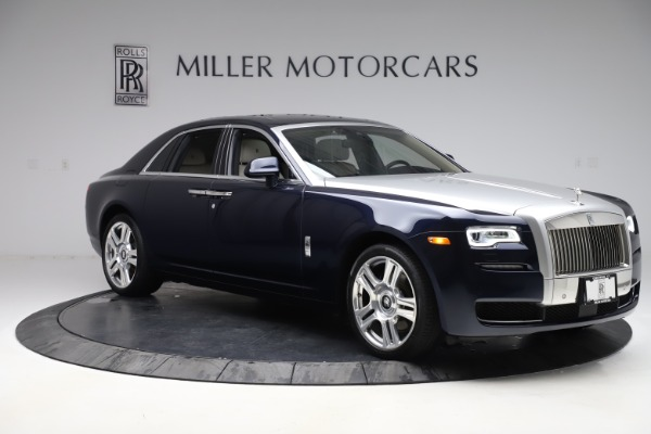 Used 2015 Rolls-Royce Ghost for sale $157,900 at Bentley Greenwich in Greenwich CT 06830 13