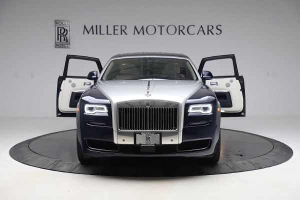Used 2015 Rolls-Royce Ghost for sale $157,900 at Bentley Greenwich in Greenwich CT 06830 14