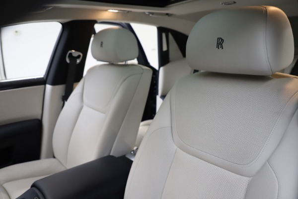 Used 2015 Rolls-Royce Ghost for sale $157,900 at Bentley Greenwich in Greenwich CT 06830 15