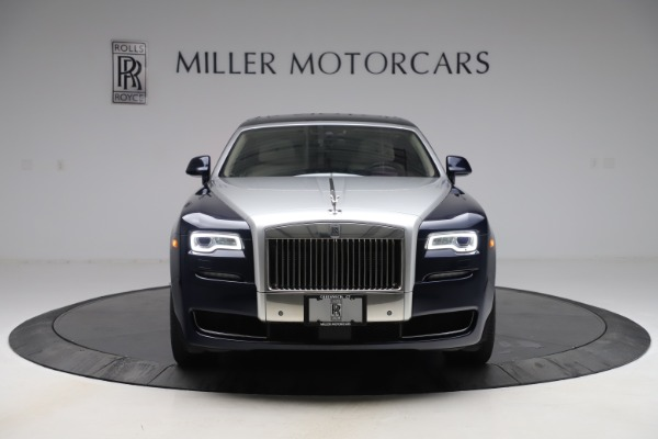 Used 2015 Rolls-Royce Ghost for sale $157,900 at Bentley Greenwich in Greenwich CT 06830 2