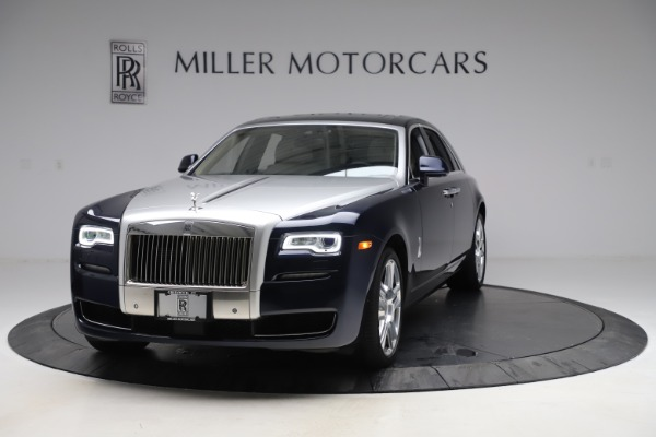 Used 2015 Rolls-Royce Ghost for sale $157,900 at Bentley Greenwich in Greenwich CT 06830 3