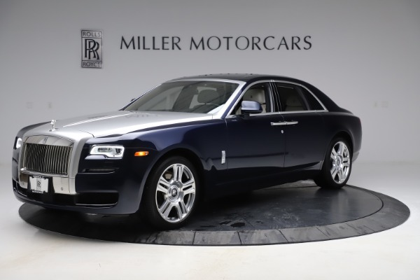 Used 2015 Rolls-Royce Ghost for sale $157,900 at Bentley Greenwich in Greenwich CT 06830 4