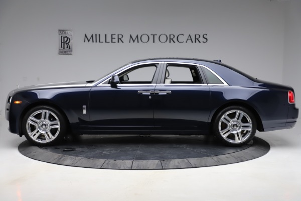 Used 2015 Rolls-Royce Ghost for sale $157,900 at Bentley Greenwich in Greenwich CT 06830 5