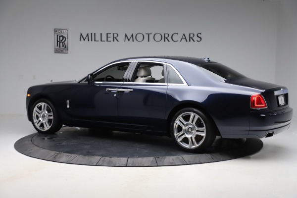 Used 2015 Rolls-Royce Ghost for sale $157,900 at Bentley Greenwich in Greenwich CT 06830 6