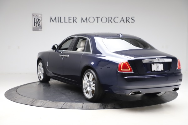 Used 2015 Rolls-Royce Ghost for sale $157,900 at Bentley Greenwich in Greenwich CT 06830 7