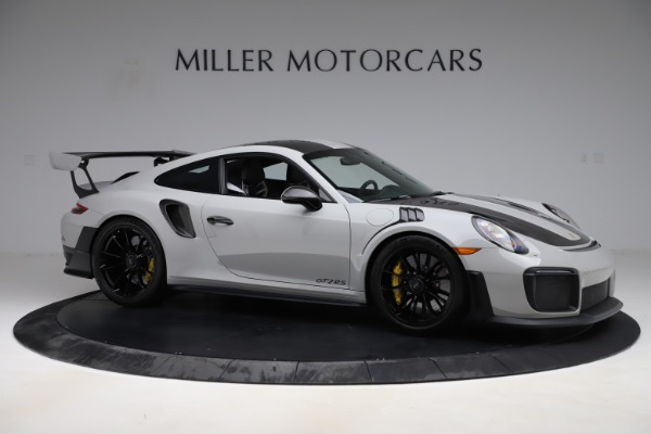 Used 2018 Porsche 911 GT2 RS for sale $349,900 at Bentley Greenwich in Greenwich CT 06830 10