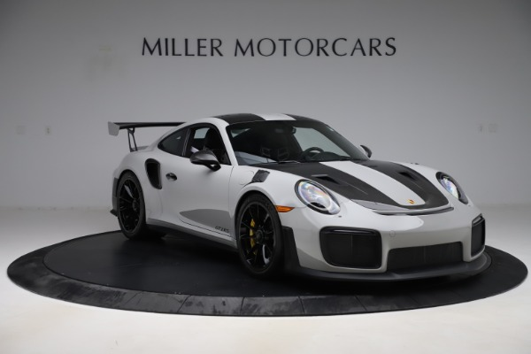 Used 2018 Porsche 911 GT2 RS for sale $349,900 at Bentley Greenwich in Greenwich CT 06830 11