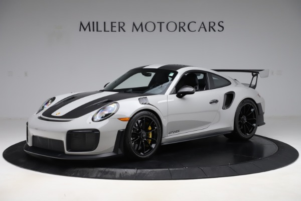 Used 2018 Porsche 911 GT2 RS for sale $349,900 at Bentley Greenwich in Greenwich CT 06830 2