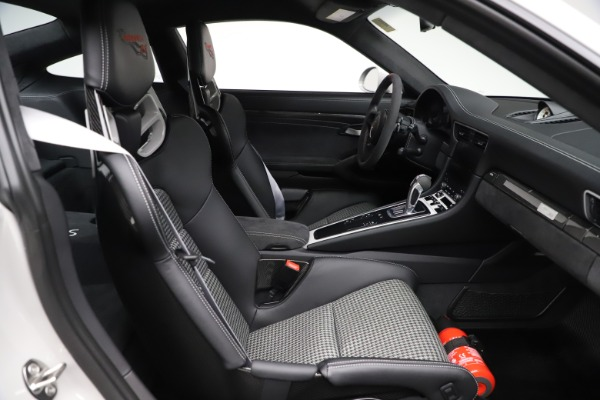 Used 2018 Porsche 911 GT2 RS for sale $349,900 at Bentley Greenwich in Greenwich CT 06830 21