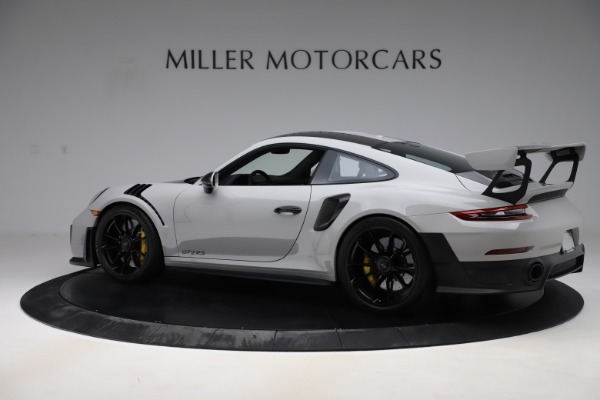 Used 2018 Porsche 911 GT2 RS for sale $349,900 at Bentley Greenwich in Greenwich CT 06830 4