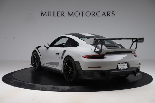 Used 2018 Porsche 911 GT2 RS for sale $349,900 at Bentley Greenwich in Greenwich CT 06830 5