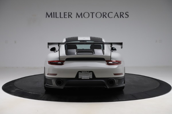 Used 2018 Porsche 911 GT2 RS for sale $349,900 at Bentley Greenwich in Greenwich CT 06830 6