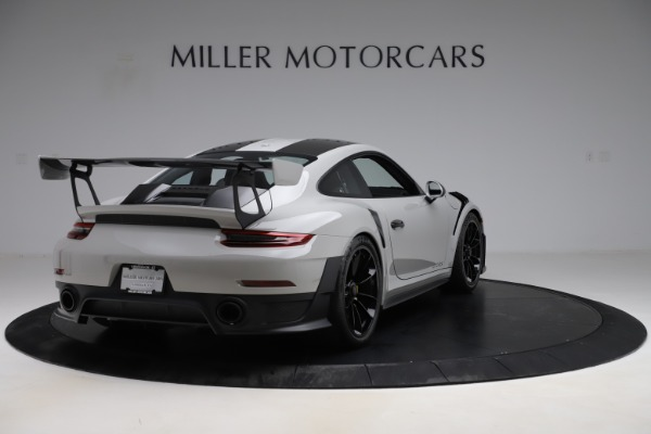 Used 2018 Porsche 911 GT2 RS for sale $349,900 at Bentley Greenwich in Greenwich CT 06830 7
