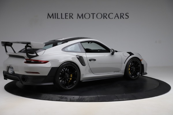 Used 2018 Porsche 911 GT2 RS for sale $349,900 at Bentley Greenwich in Greenwich CT 06830 8