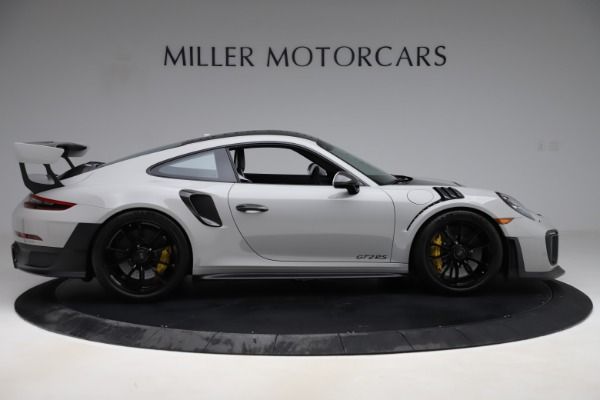 Used 2018 Porsche 911 GT2 RS for sale $349,900 at Bentley Greenwich in Greenwich CT 06830 9
