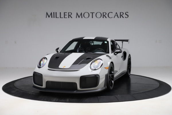 Used 2018 Porsche 911 GT2 RS for sale $349,900 at Bentley Greenwich in Greenwich CT 06830 1