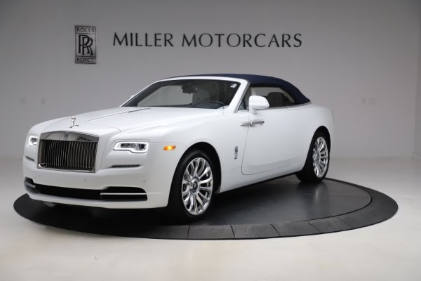 New 2020 Rolls-Royce Dawn for sale Sold at Bentley Greenwich in Greenwich CT 06830 16
