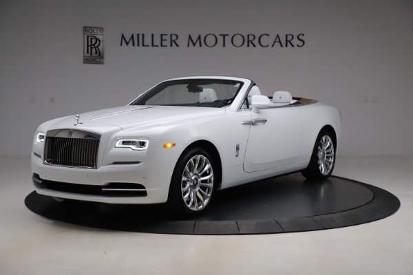 New 2020 Rolls-Royce Dawn for sale $401,175 at Bentley Greenwich in Greenwich CT 06830 3