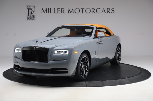 New 2020 Rolls-Royce Dawn Black Badge for sale $482,125 at Bentley Greenwich in Greenwich CT 06830 10