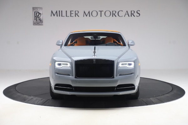 New 2020 Rolls-Royce Dawn Black Badge for sale $482,125 at Bentley Greenwich in Greenwich CT 06830 9