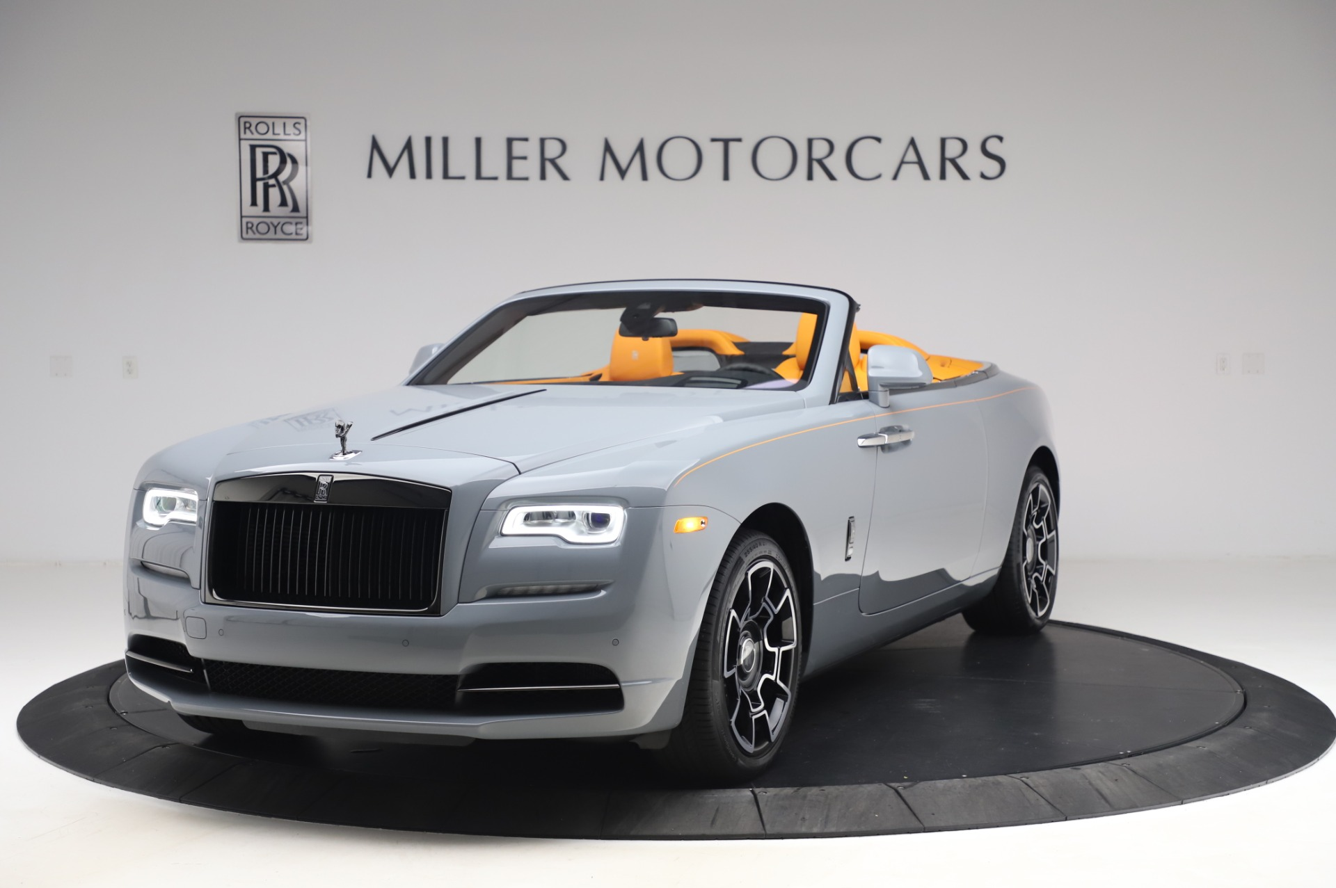 New 2020 Rolls-Royce Dawn Black Badge for sale $482,125 at Bentley Greenwich in Greenwich CT 06830 1