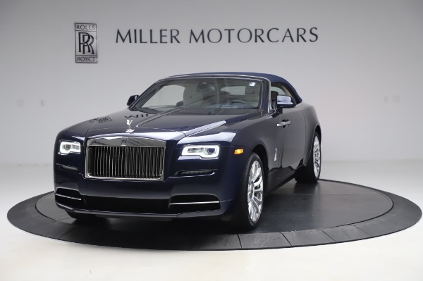 Used 2020 Rolls-Royce Dawn for sale Call for price at Bentley Greenwich in Greenwich CT 06830 10