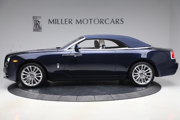 Used 2020 Rolls-Royce Dawn for sale Call for price at Bentley Greenwich in Greenwich CT 06830 11