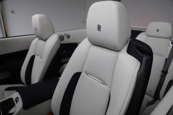 Used 2020 Rolls-Royce Dawn for sale Call for price at Bentley Greenwich in Greenwich CT 06830 17